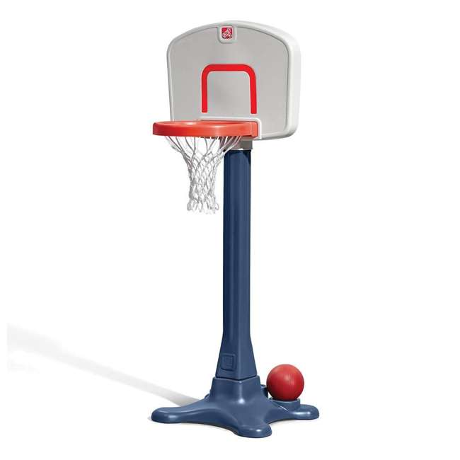 865600 Step2 Shootin' Hoops 42 Inch Junior Basketball Set 5