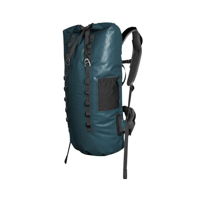 12SPBL01C Klymit 210D Nylon Waterproof Ultra-Lightweight Splash 25 Day Backpack, Blue 1