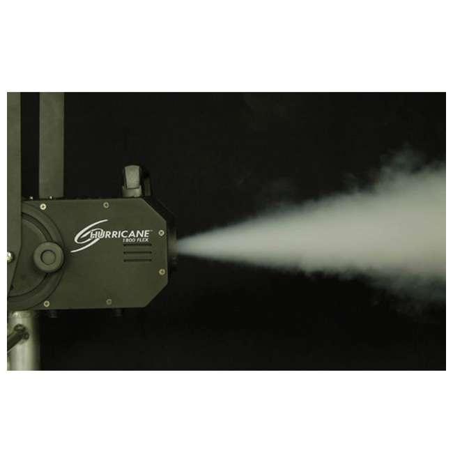 H1800FLEX + 2 x FJU Chauvet DJ Smoke Pro Machine w/Timer Remote(2 Pack) & Smoke Fluid (2 Pack) 5