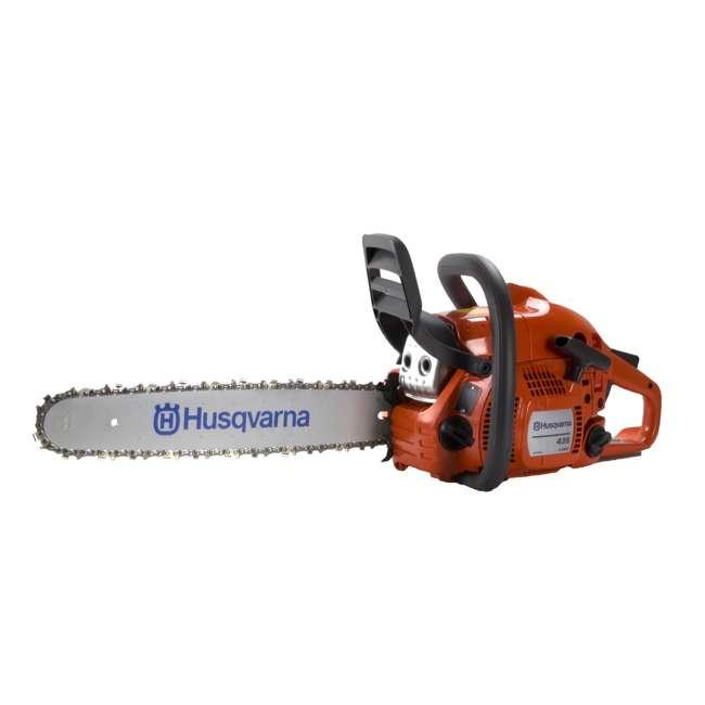 952991679-BRC-RB Husqvarna 435 Chainsaw 16-Inch 40.9cc (Refurbished) 3