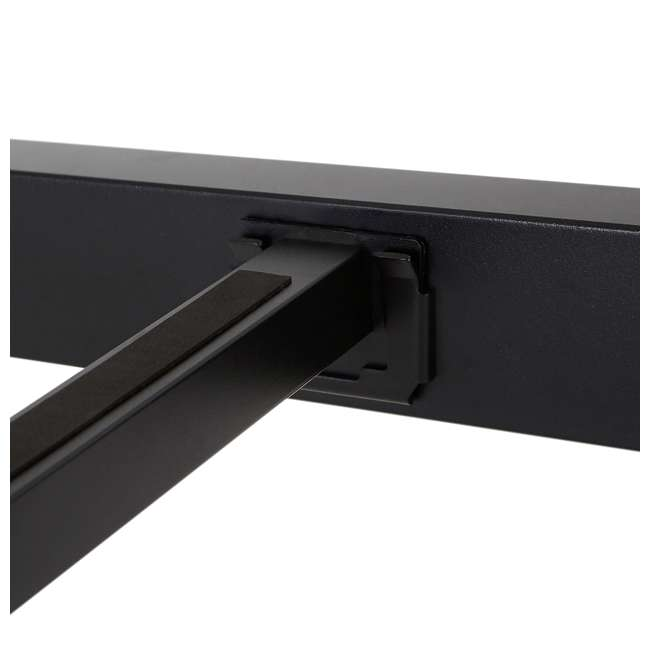 IBS_WSBFHB-F-U-A intelliBASE Full Wooden Slat Platform Bed Frame with Headboard (Open Box) 6