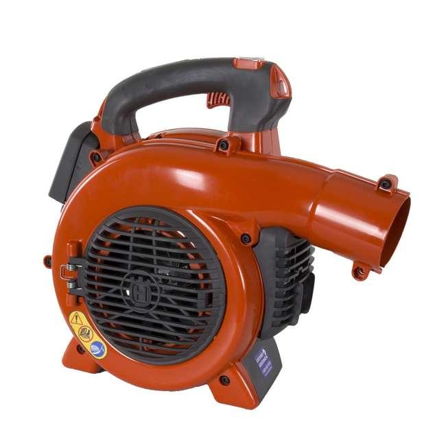 HV-BL-952711902-U-B Husqvarna 125BVx 28cc 2 Cycle Gas Powered 170 MPH Lawn Blower Vacuum (Used) 1