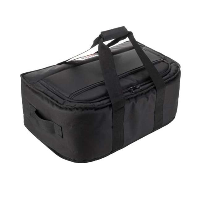 AOSNG38BK AO Coolers AOSNG38BK Stow-N-Go 38 Can Low Profile Portable Soft Cooler, Black