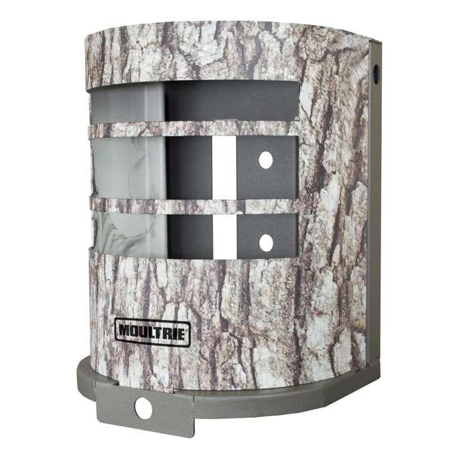 MCA-12665-U-A MOULTRIE MCA-12665 Panoramic Trail Game Camera Security Box (Open Box)