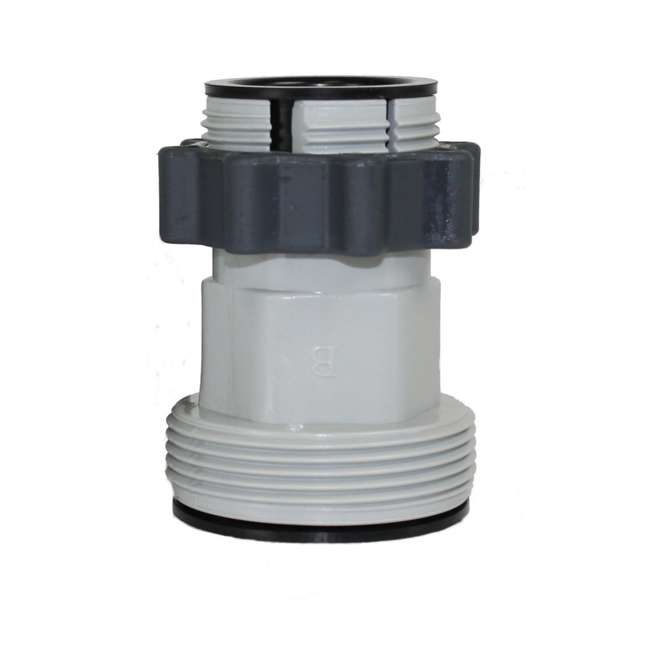 intex to 1 5 type b hose adapter 10722. Black Bedroom Furniture Sets. Home Design Ideas