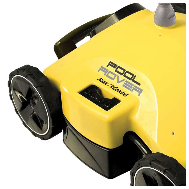AJET122 Aquabot Pool Rover S2-50 Robotic Cleaner For Above/In-Ground (For Parts)(2 Pack) 2
