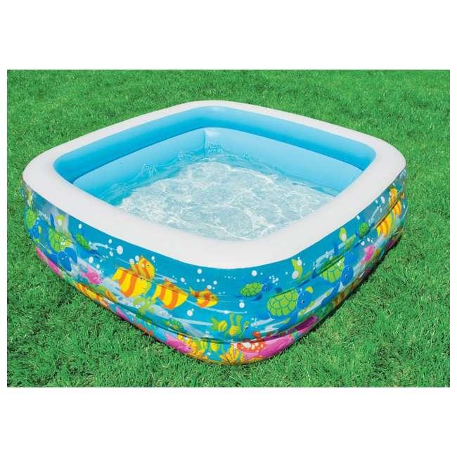 Intex Clearview Aquarium Inflatable Swimming Pool 57471ep