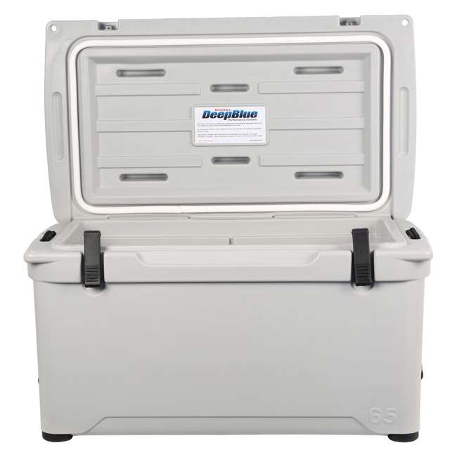 ENG65-G-U-A Engel Coolers 58 Quart 70 Can High Performance Roto Molded Ice Cooler (Open Box) 3