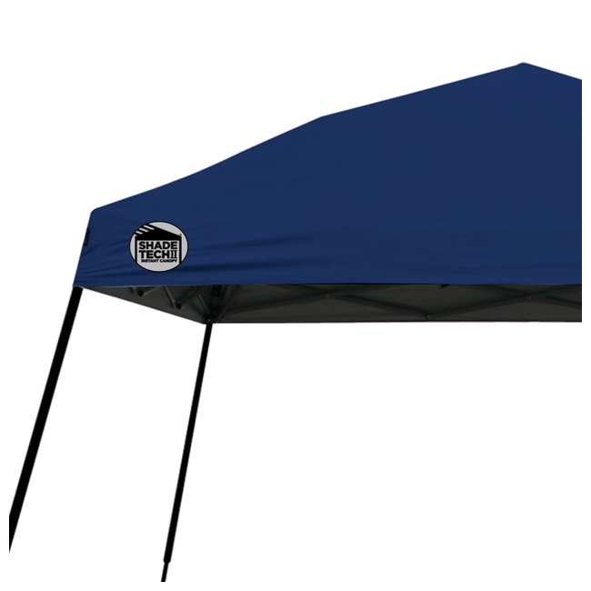 QS-157388DS Quik Shade II 10 x 10-Foot Angled Leg Canopy Tent Shelter (2 Pack) 4