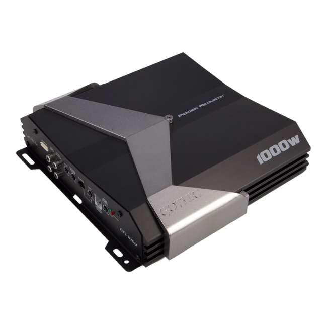 GT11000 Power Acoustik Gothic GT1-1000 1000W Mono A/b Amplifier Amp Stereo GT11000 1