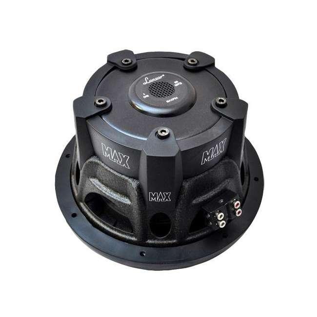 MAXP84 Lanzar MAXP84 800W 8-Inch Power Subwoofer 1