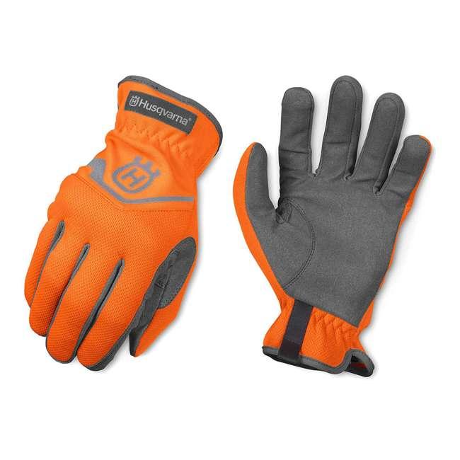 HV-PA-590091101 Husqvarna HV-PA-590091101 Personal Protective Homeowner Kit, Orange & Black 3