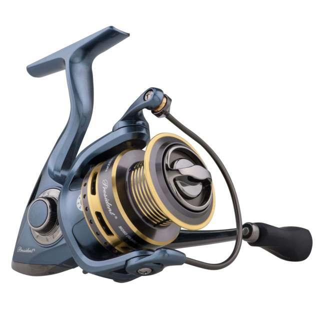 PRESSP20X Pflueger PRESSP20X President 7 Ball Bearing Sealed Drag Spinning Fishing Reel