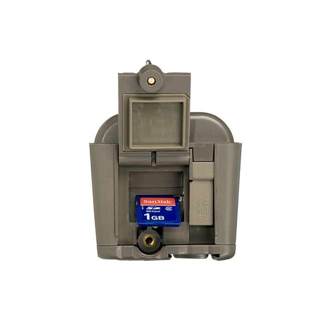 G-5079 + 2 x SD4-16GB-SAN +x3488GENIUSPTLMOUNT Cuddeback Power House Black Flash Trail Camera & 16GB Memory & Mount (2 Pack) 5