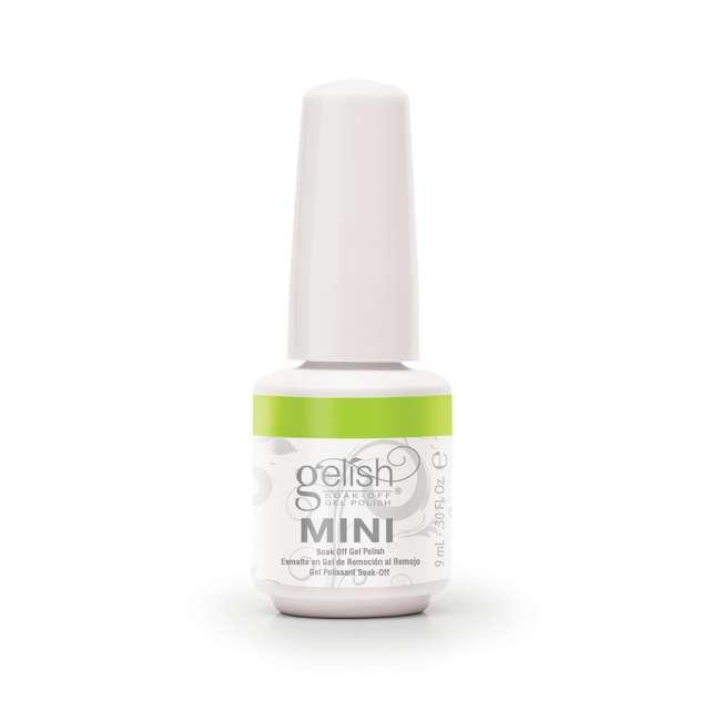 1900210-2020P4 Gelish Mini Passion Collection 9 mL Soak Off Gel Nail Polish Set, 6 Color Pack 6