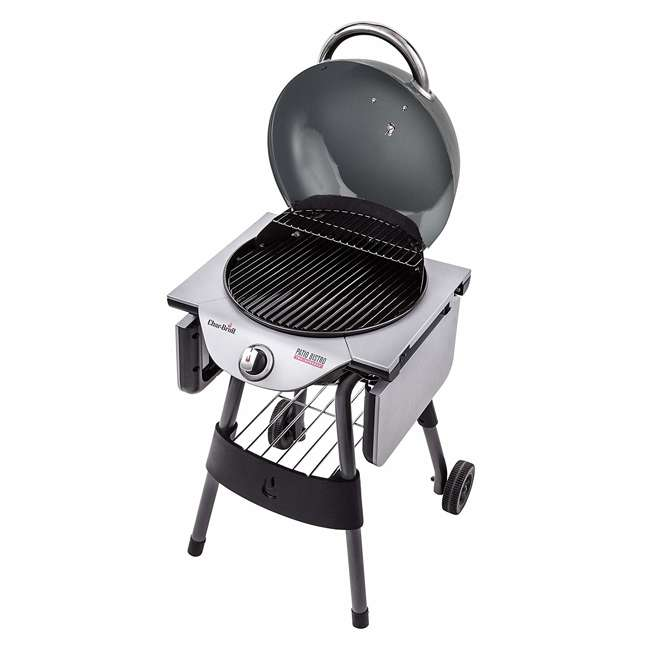 17602066 Char Broil TRU InfraRed Patio Bistro Electric Grill  4