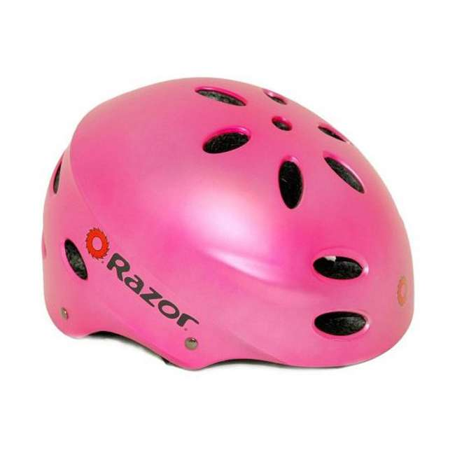 13014461 + 97783 + 96771 Razor Sweet Pea Cruiser Scooter (Pink) with Helmet, Elbow & Knee Pads 3