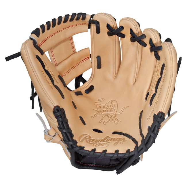 PRO312-2CB Rawlings Heart of the Hide 11.25-Inch Infield Adult Baseball Glove 1