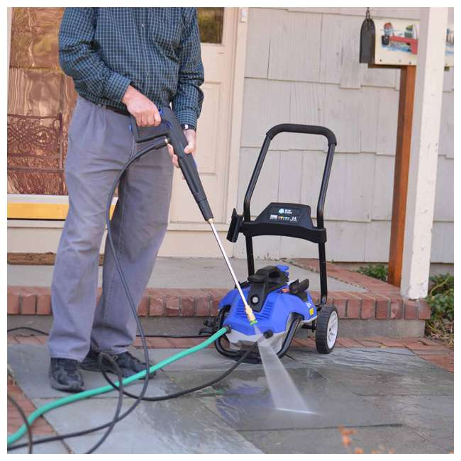 AR2N1 AR Blue Clean AR2N1 2 in 1 2,050 PSI 120 Volt Electric Pressure Washer, Blue 2