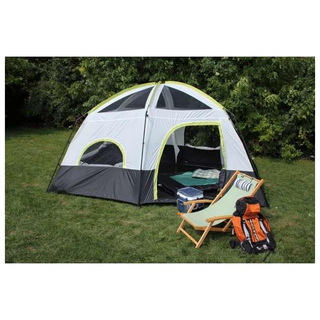 TGT-CORONADO-12 Tahoe Gear Coronado 12-Person Family Tent 4