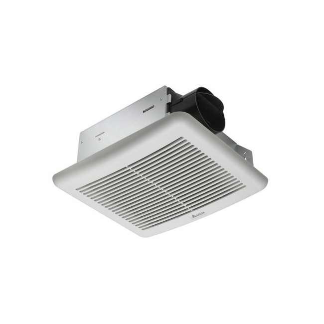SLM70-U-A Delta Breez 7.5 Inch Ventilation Bathroom Fan 70 CFM 2.0 Sones(Open Box)(2 Pack)