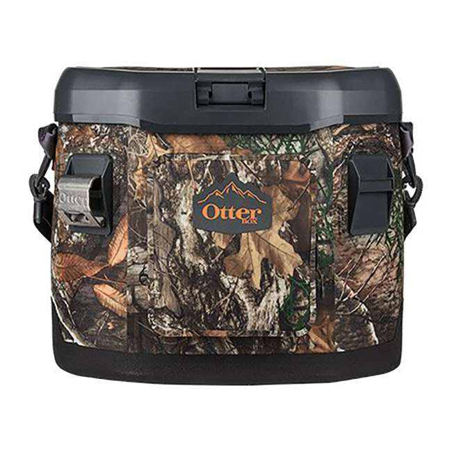 77-57749 OtterBox 20-Quart Softside Trooper Cooler with Carry Strap, Forest Edge Camo 1