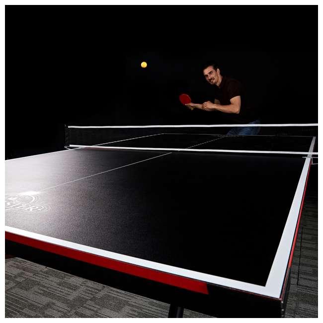 TTT218_108P Lancaster Tournament Folding Table Tennis Table 8