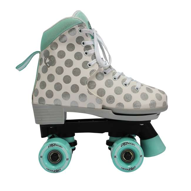 168220 Circle Society Craze Sugar Drops Kids Skates, Girls Sizes 12 to 3 2