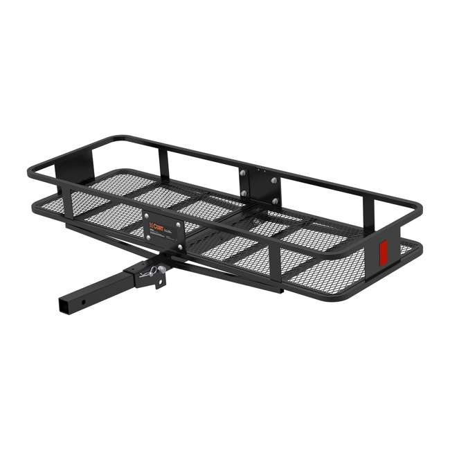 100T62 + CURT-18151 Curt Folding 60-inch Cargo Tray and 2 Rightline Gear Weather Resistant Dry Bags 2