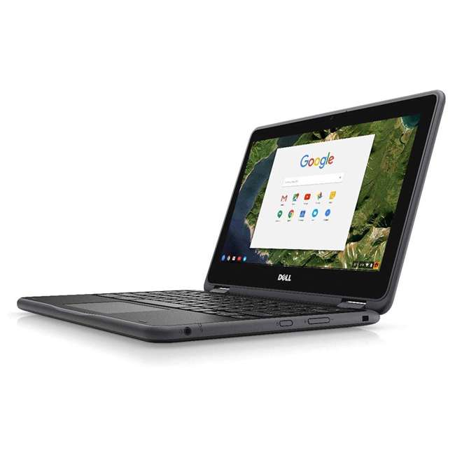 2NN30-C Dell 3189 11.6-Inch HD IPS Touchscreen Chromebook (Manufacturer Refurbished) 3