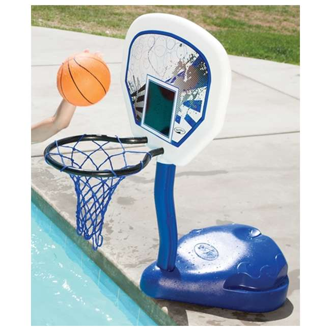 6 x 12265 SwimWays Poolside Basketball | 12265 (6 Pack) 4