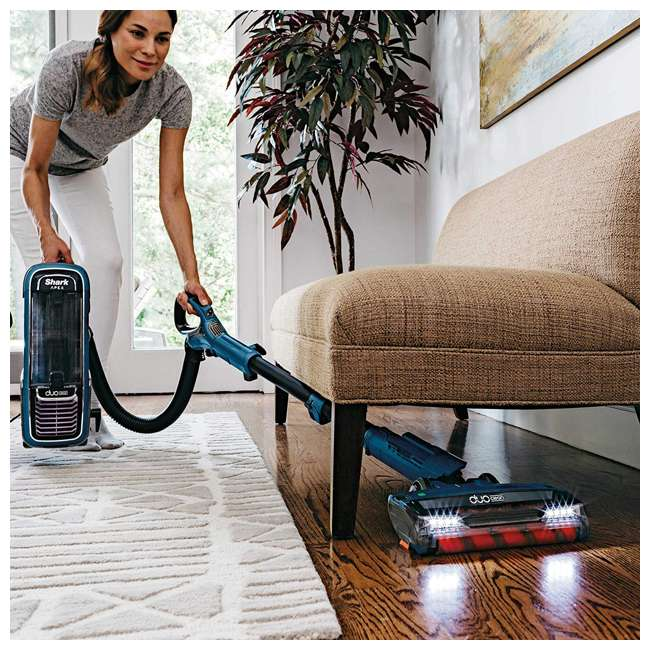 AX912_EGB-RB Shark AX912 APEX DuoClean Upright Bagless Vacuum Cleaner (Certified Refurbished) 5