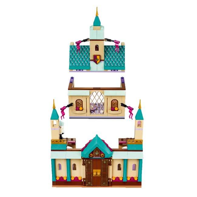 6251057 LEGO 41167 Frozen II Arendelle Castle Village Block Building Kit w/3 Minifigures 4