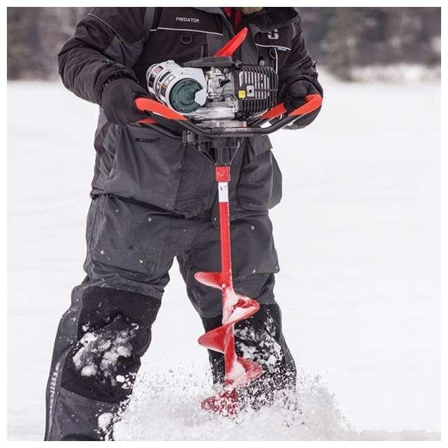 ESK-HC40Q8 Eskimo HC40Q8 8-Inch 40cc Quantum Propane Ice Auger 3
