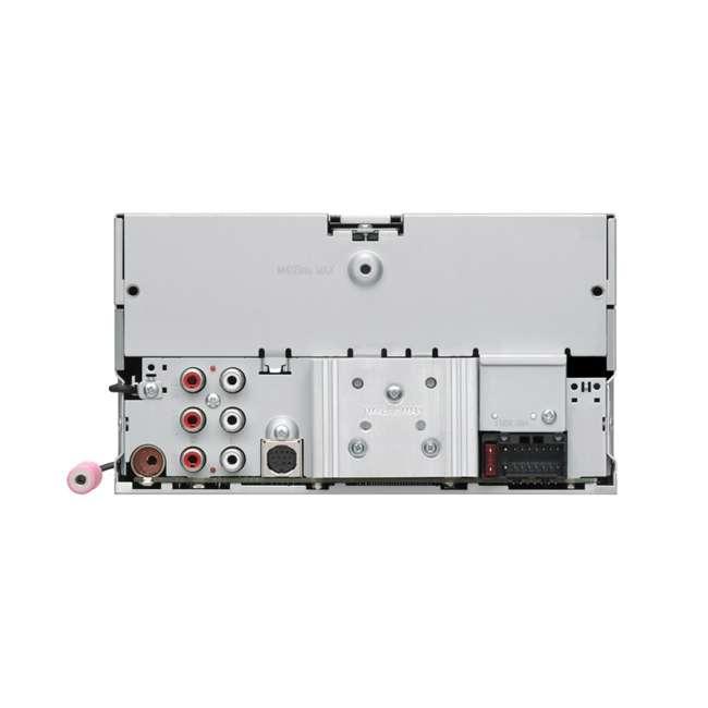 KW-X830BTS JVC Mobile KW-X830BTS Double DIN Digital Media Receiver 1