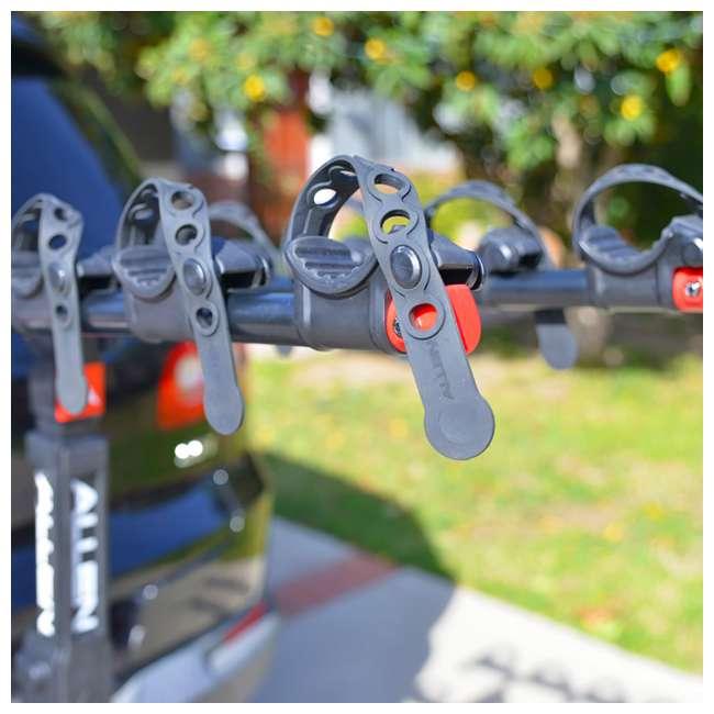 QR555-U-C Allen Sports Premier 5 Bike Locking 2 Inch Hitch Carrier (For Parts) 3