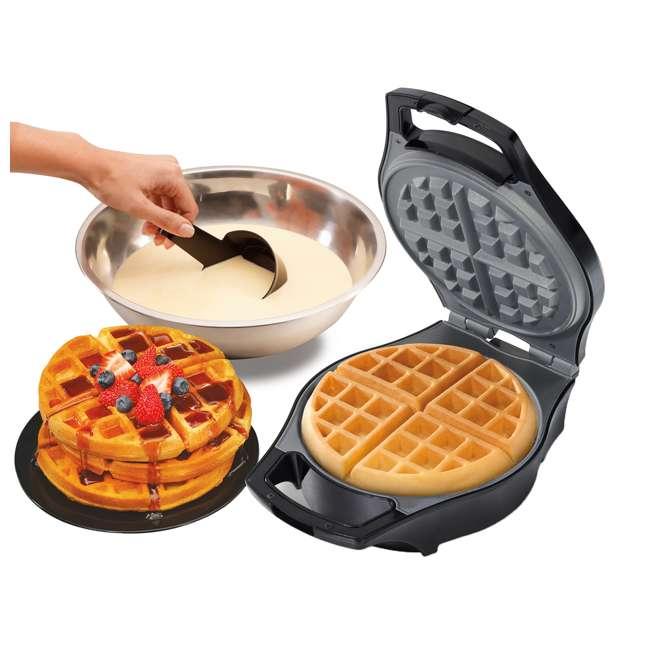 26044A Proctor Silex Belgian Waffle Maker 3