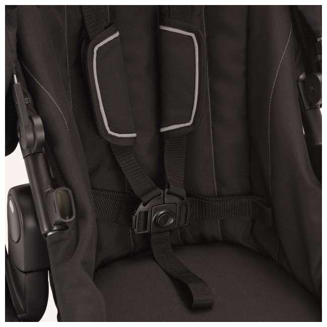 13812255 Evenflo Pivot Xpand Modular Stroller, Stallion 4