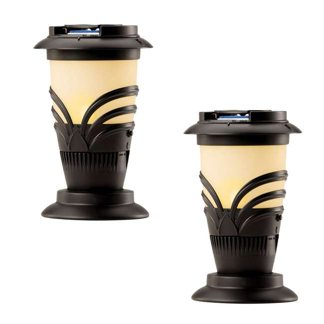 MRKA Thermacell Lexington Outdoor Mosquito Repeller Torch (2 Pack)