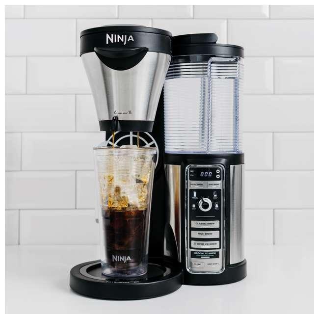 CF080_EGB-RB-U-B Ninja  Coffee Bar Machine Drip Maker with Carafe  (Certified Refurbished) (Used) 7