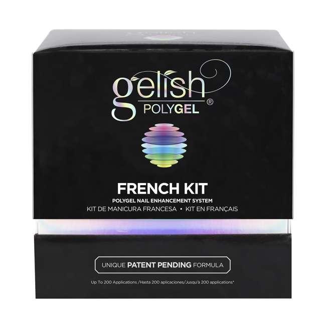 1720001-FRENCHKIT Gelish PolyGel Professional Nail Technician Enhancement French Kit 7