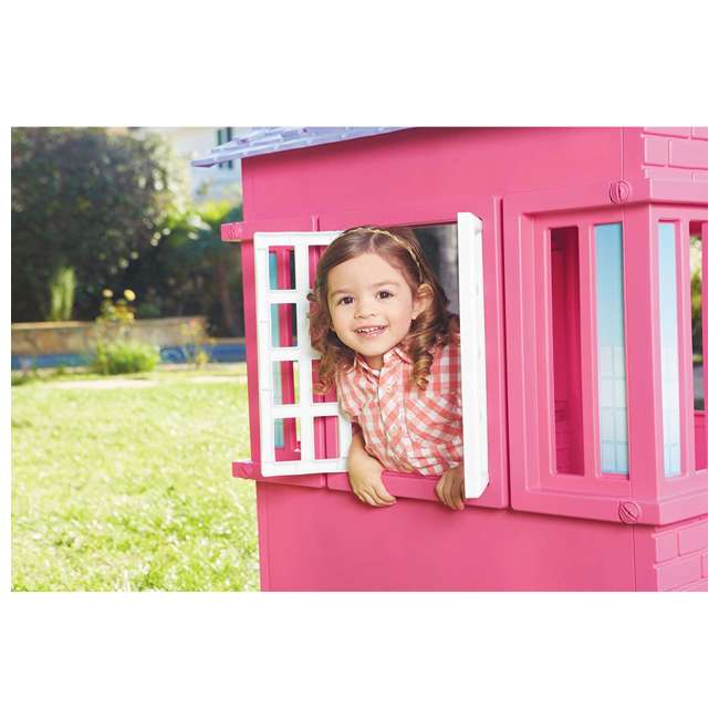 Little Tikes Cape Cottage Playhouse Pink 485145m