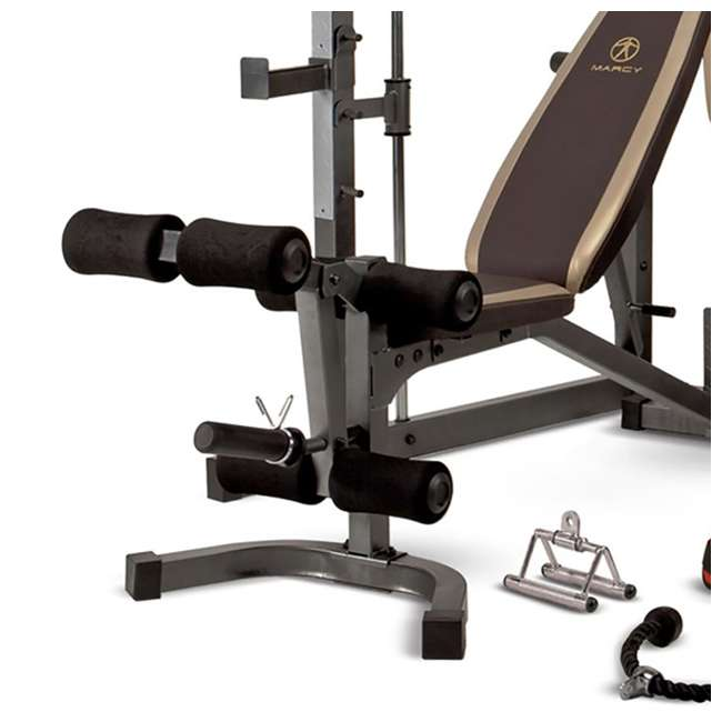 SM-4008 Marcy Combo Smith Strength Home Gym Machine 4