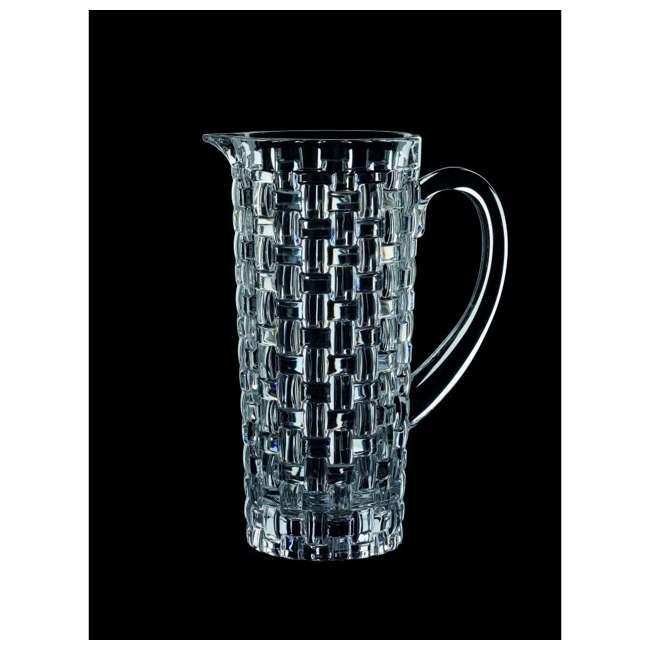 92074 Riedel Nachtmann Bossa Nova 40 Ounce Dishwasher Safe Crystal Water Pitcher Jug 1
