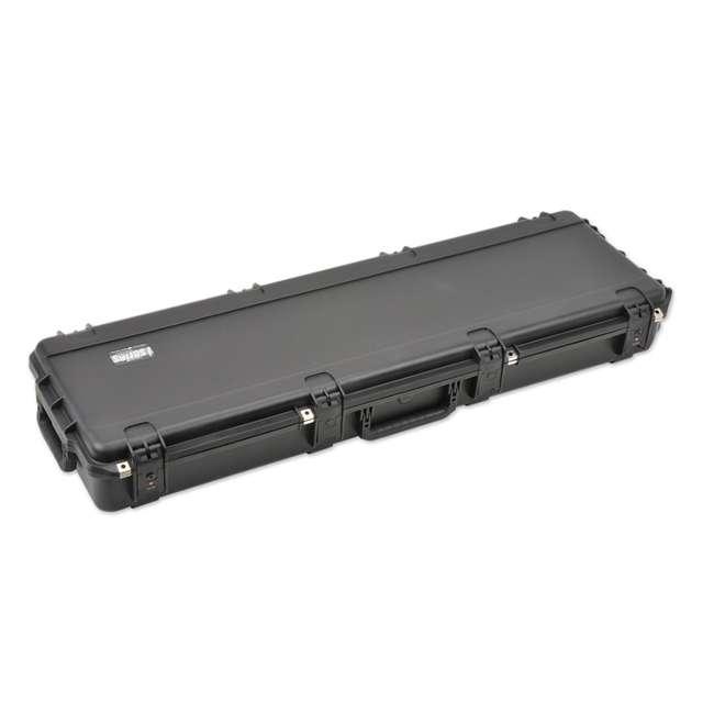3i-5014-db-U-A SKB Cases iSeries Double Bow/Quad Rifle Case w/ Hard Plastic Exterior (Open Box) 2