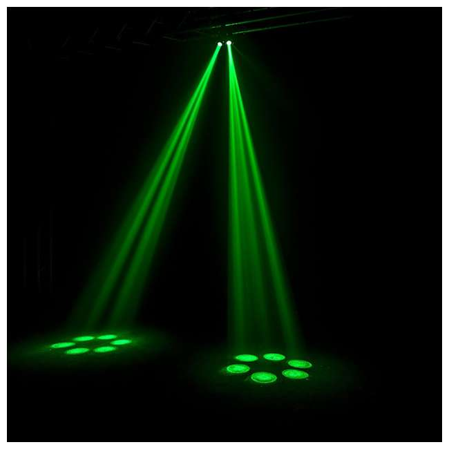 DUOMOON Chauvet DJ Duo Moon LED Light Effect (2 Pack) 5