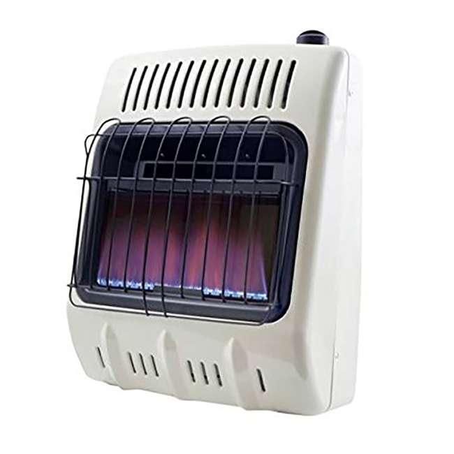 MH-F299710 Mr. Heater Vent Free 10,000 BTU Blue Flame Multi Indoor Safe Propane Heater, Tan 2