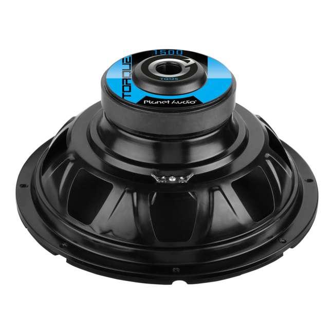 "4 x TQ12S 4) New Planet Audio TQ12S 12"" 6000 Watt Car Subwoofers Power Subs Woofers Stereo 4"