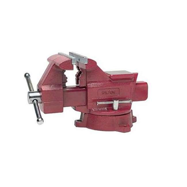 WIL-11127 Wilton WIL-11127 5-1/2 Inch Jaw 3-1/4 Inch Throat Utility Vise with Swivel Base