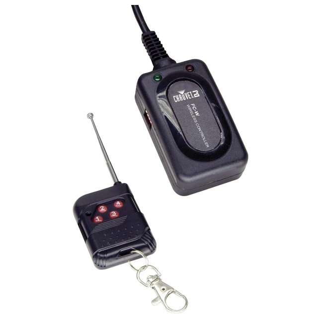 FUNFETTI-SHOT Chauvet DJ Pro Confetti Launcher with Remote (2 Pack) 9